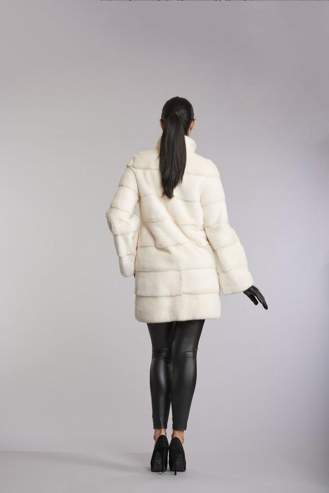 White Mink Stroller