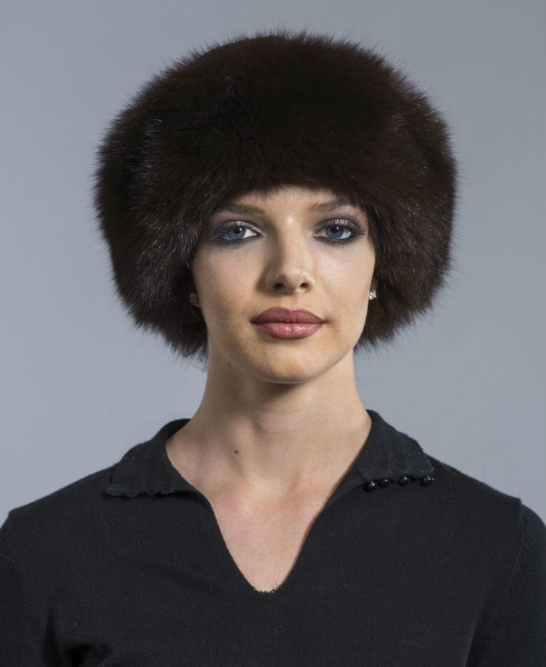 Sheared Beaver and Fox Hat