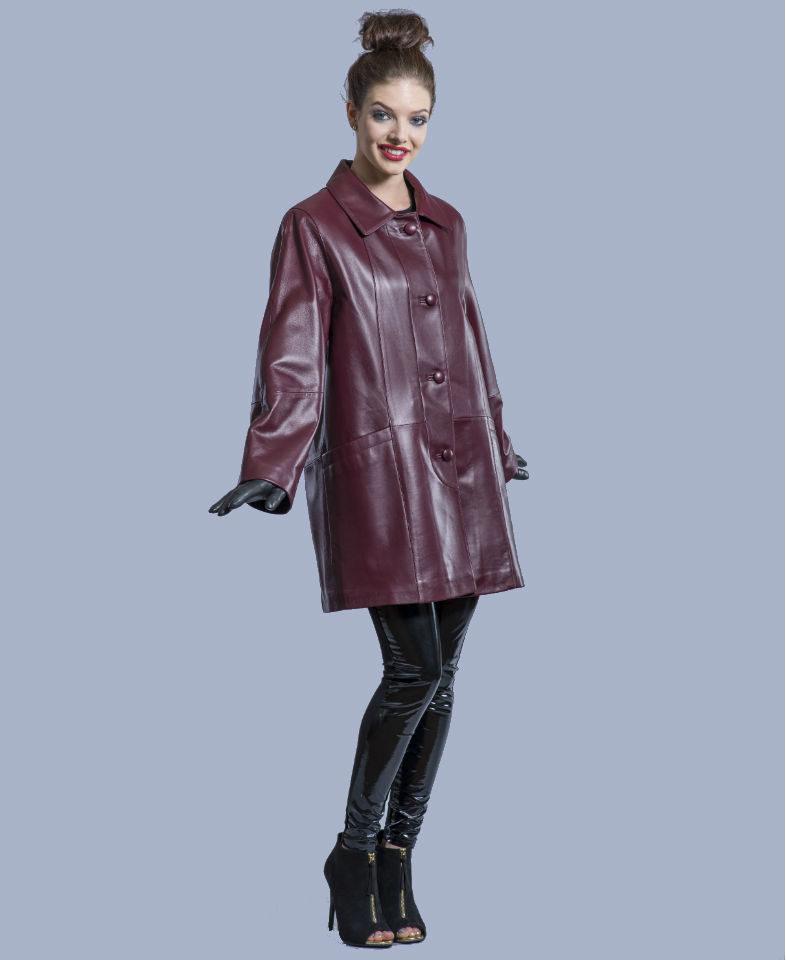 Lambskin Leather Stroller